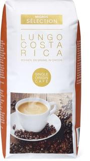 Sélection lungo Costa Rica grains