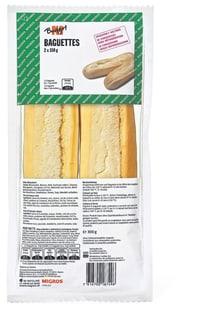 M-Budget Baguette Frischback ungekühlt